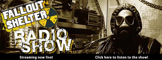 Fallout Shelter Radio