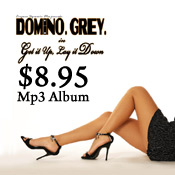 Buy Domino Grey Get it Up, Lay it Down $8.95 USD