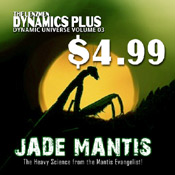 Buy Jade Mantis Album for $4.99
