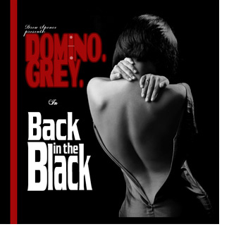 Domino Grey Back in the Black Album Cover