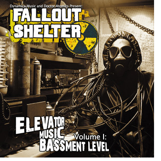 Fallout Shelter BASSment Level Album Cover